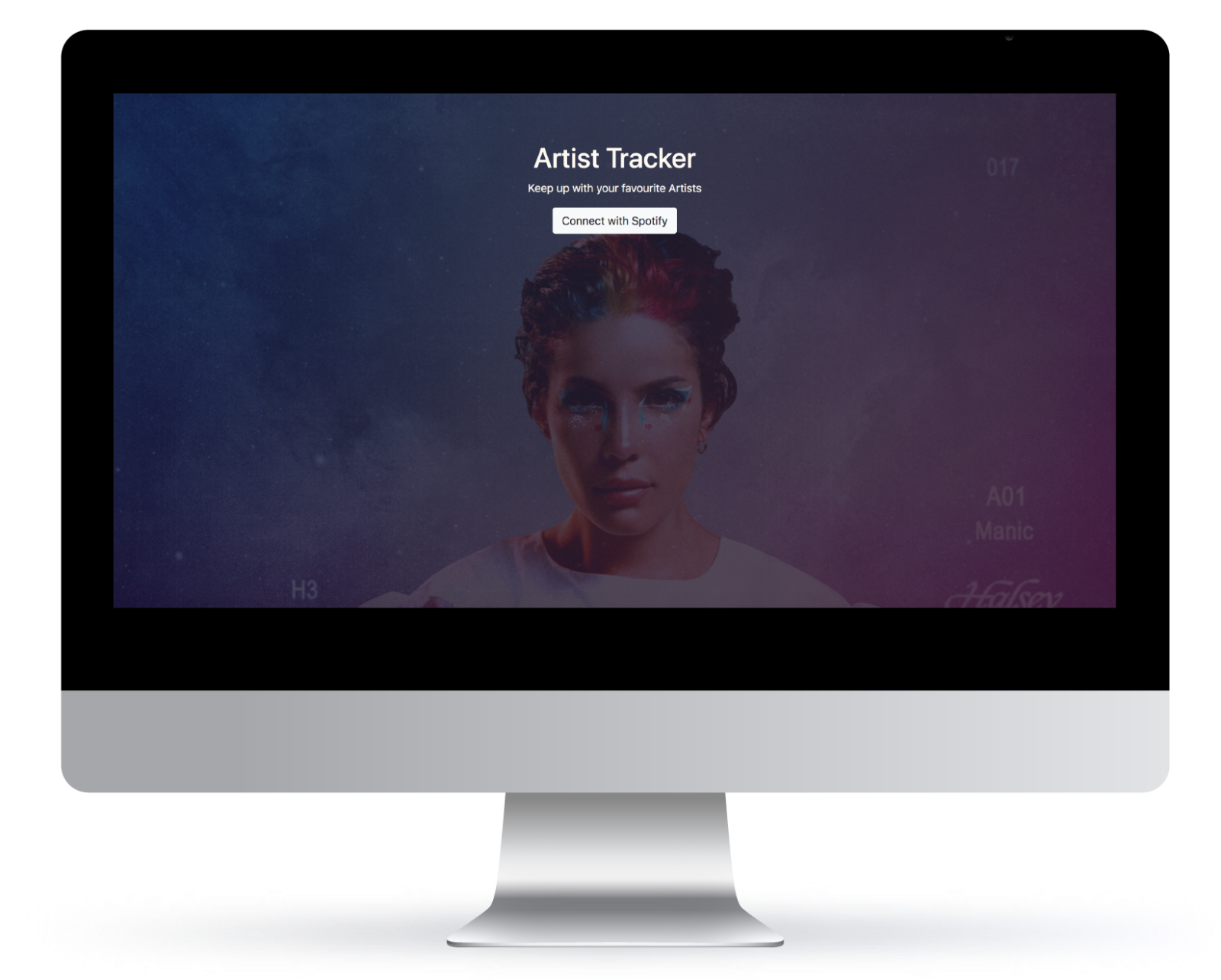 Artist Tracker Preview